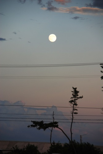 嵐の後の月.jpg